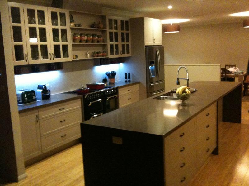 modern kitchen kits